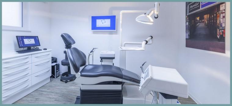 Behandlungsraum-1-A&P-Zahnmedizin-Hannover